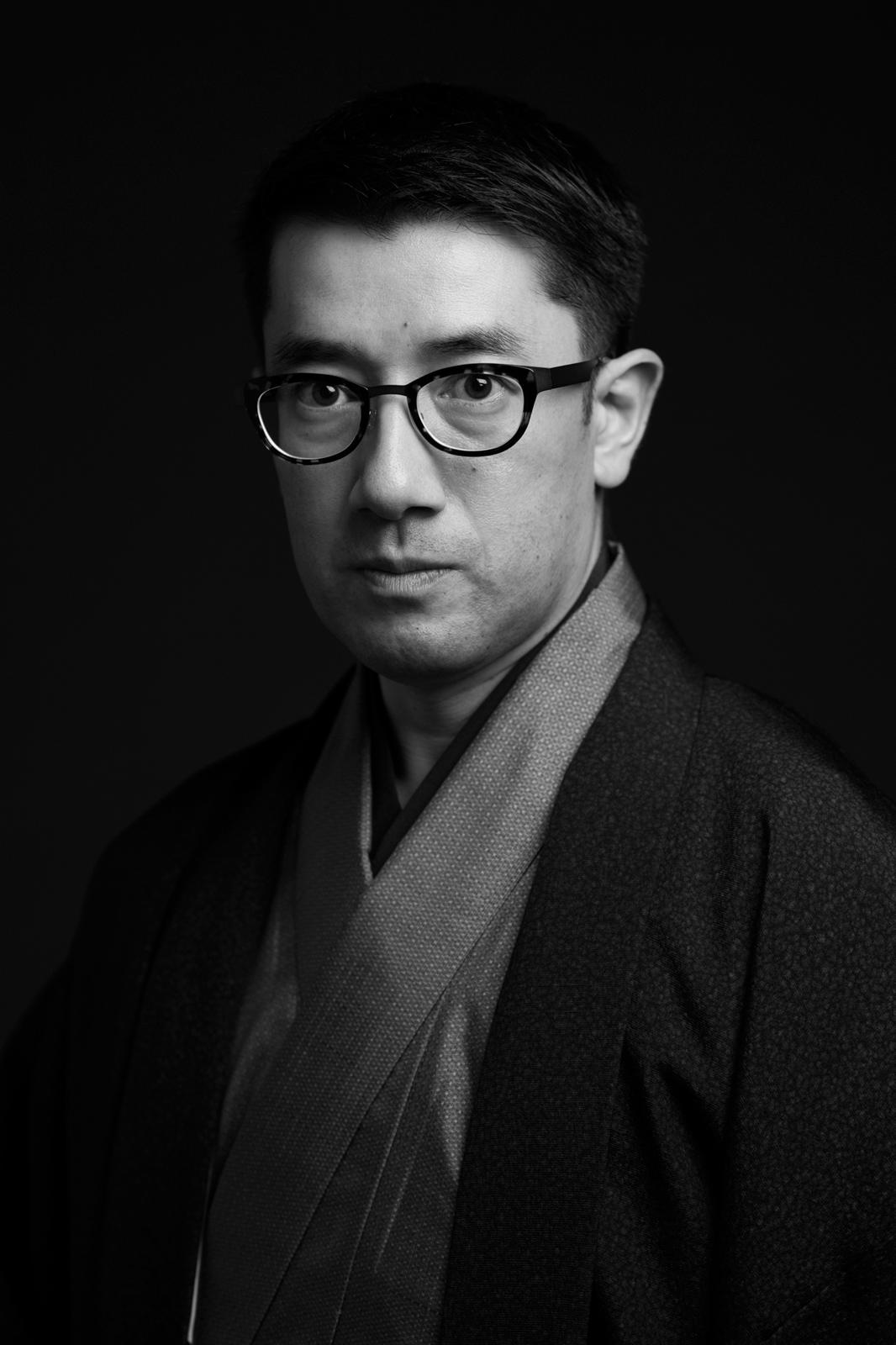 西郷家・津田直ポートレイト