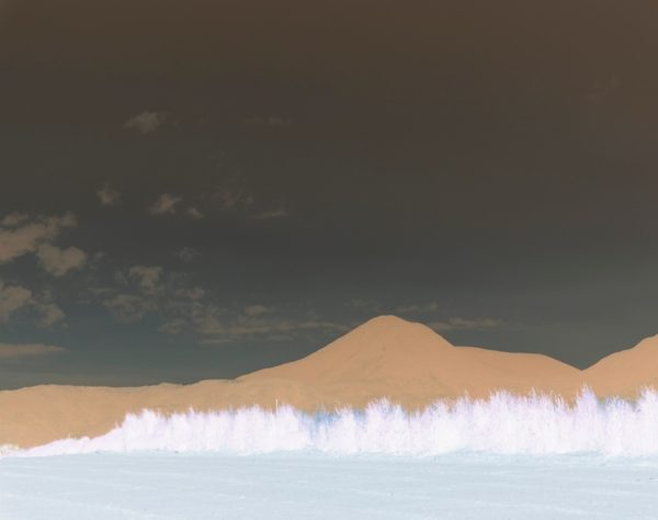 """Grassland Sun """"Tateshinayama #1"""""""